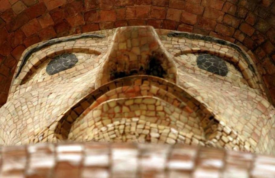 Detalhe da estátua de Borba Gato, do artista Júlio Guerra - Eduardo Nicolau/AE
