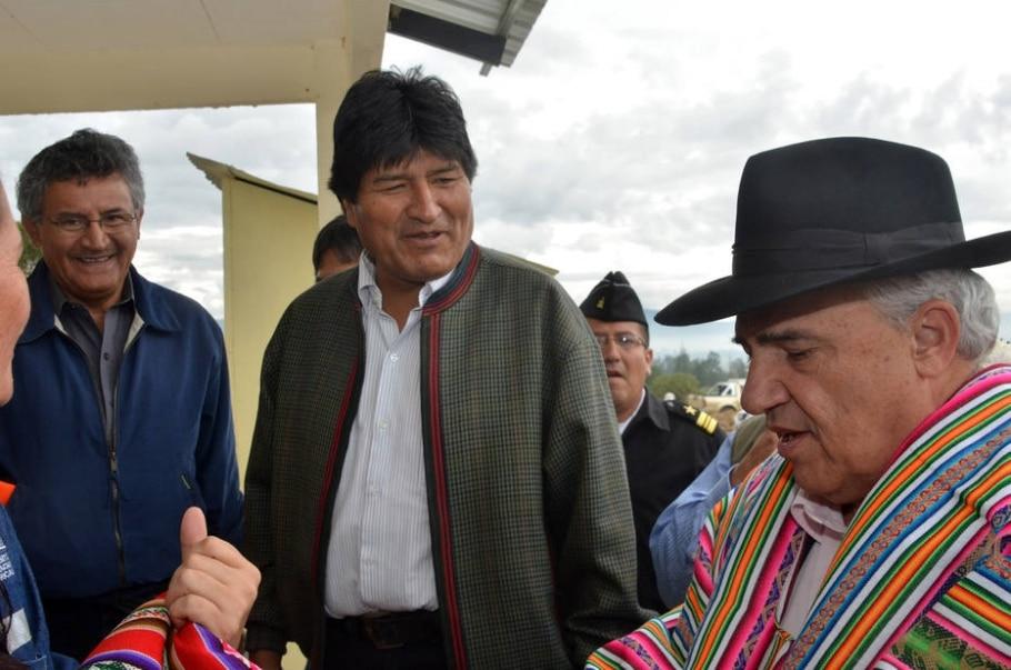 Bolívia - EFE