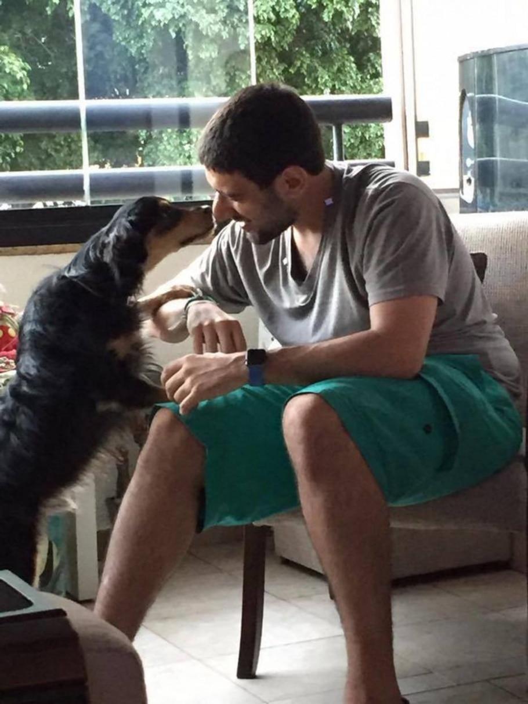 Jota (ensaio pet) - Anita Efraim/Estadão