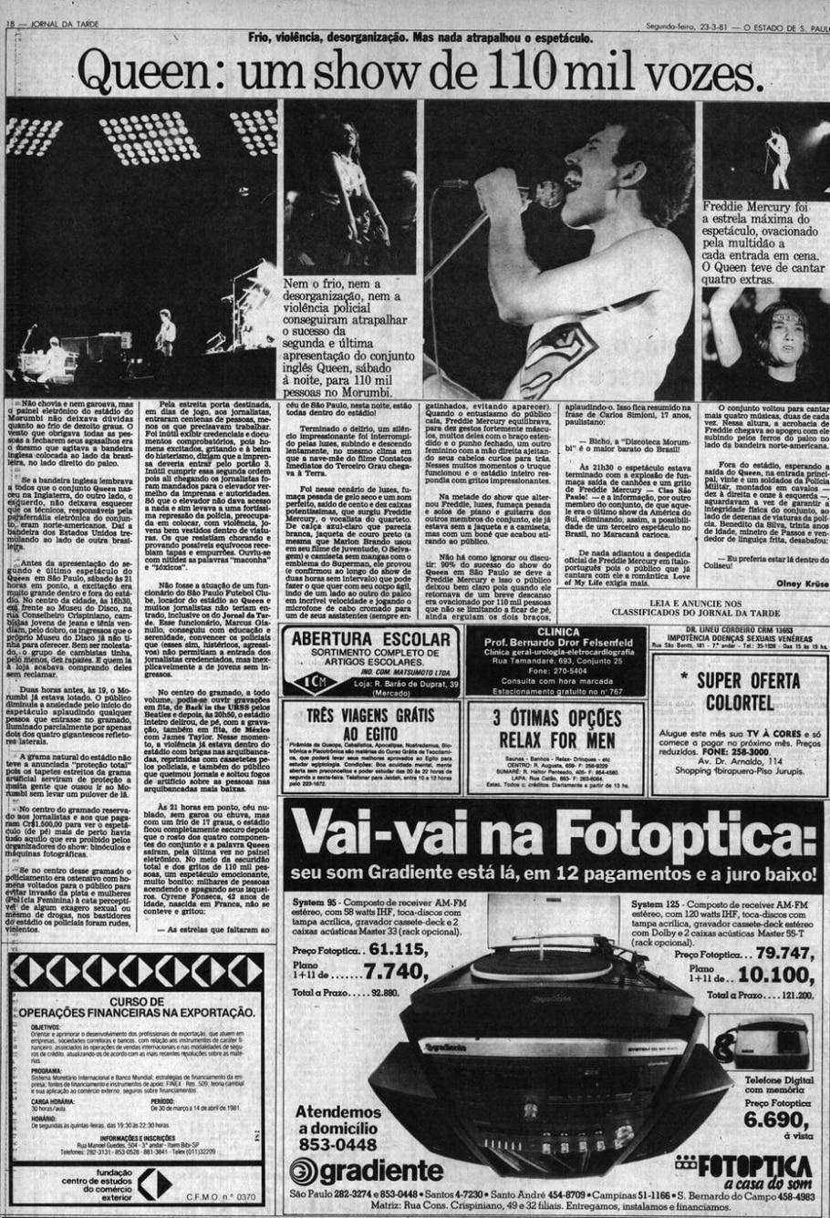 'Jornal da Tarde' - Parte 3 - Acervo Estadão