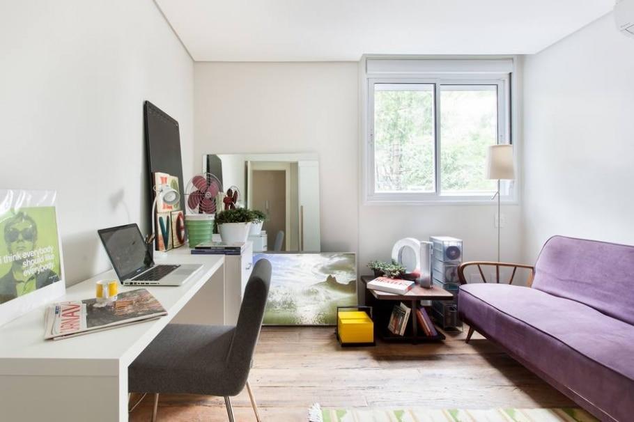 Home offices - Ricardo Bassetti/ Divulgação