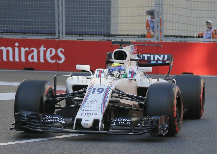 Felipe Massa, piloto da Williams - Efrem Lukatsky/ AP Photo