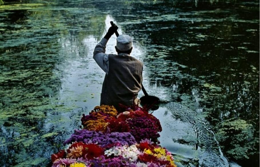 McCurry ganha exposição com 100 fotos em SP - Divulgação