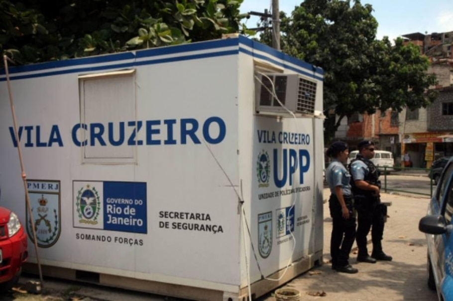 Confrontos na Penha deixam ao menos um policial militar ferido - Tasso Marcelo/Estadão