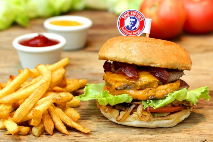 6º SP Burger Fest - 'TF Double'