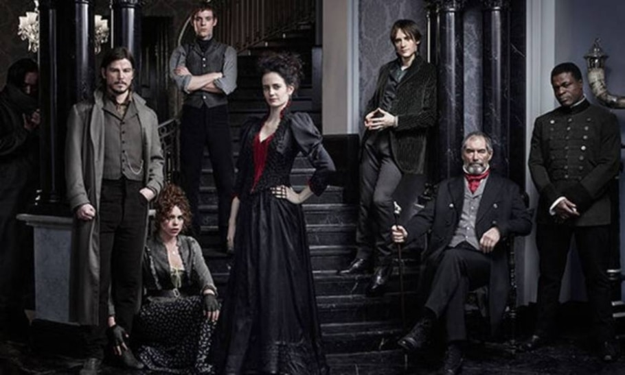 Penny Dreadful - 3ª temporada - Desert Wolf Productions