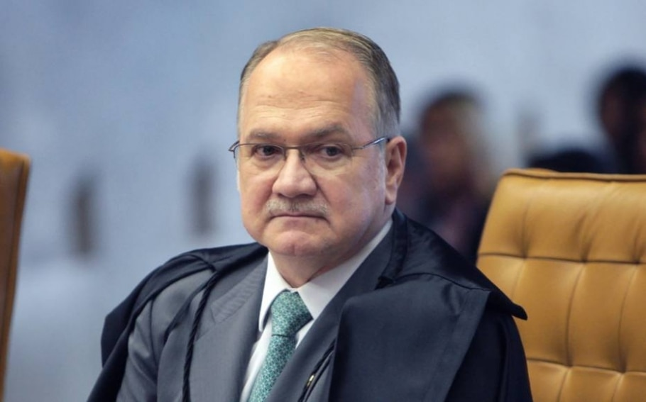ministro Edson Fachin, do Supremo Tribunal Federal   - Nelson Jr. STF