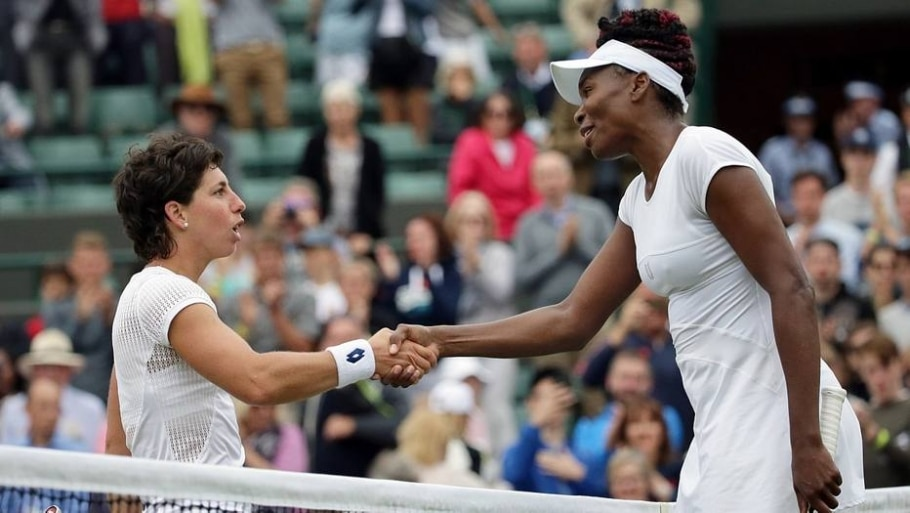 Venus Williams - Tim Ireland/ AP