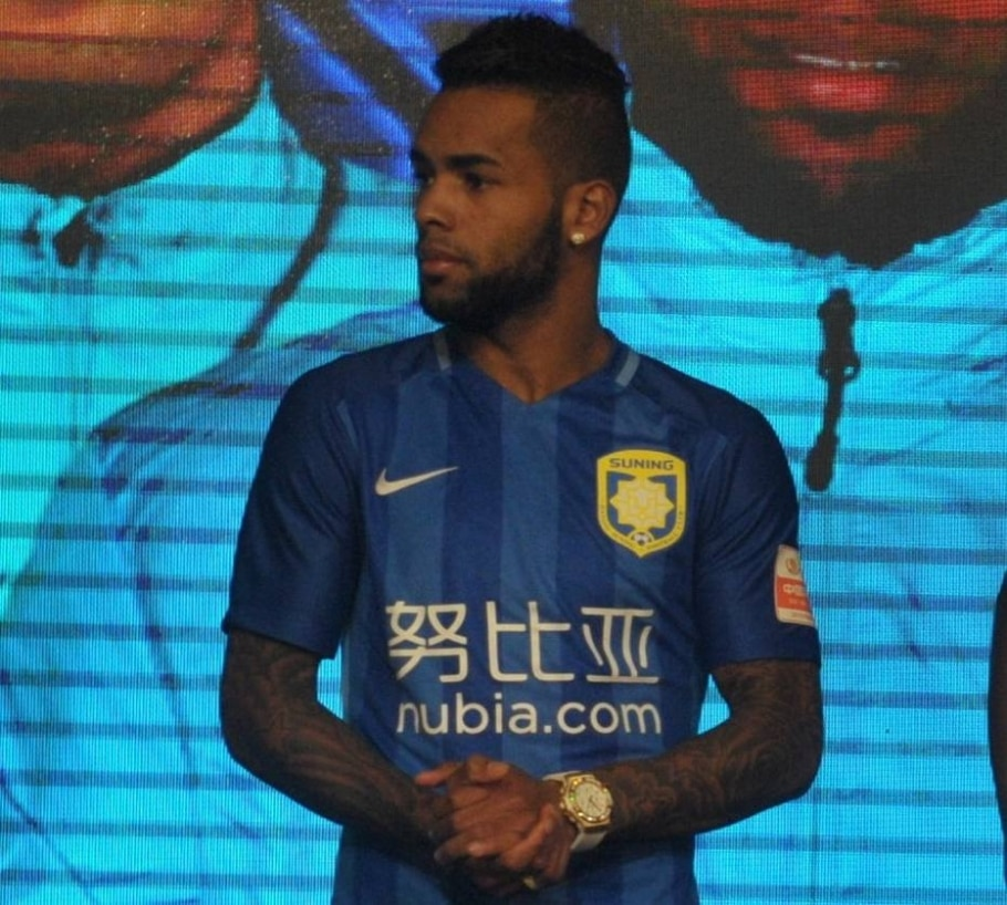 9º - Alex Teixeira - Reuters