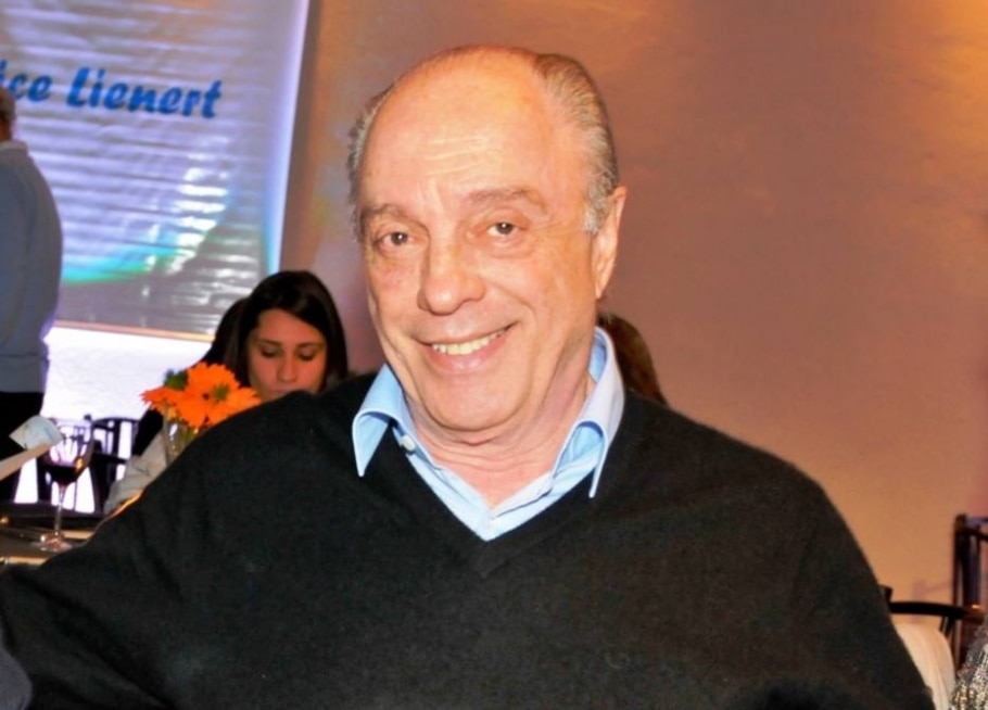 José Eduardo Mesquita Pimenta, ex-presidente do São Paulo - Juan Guerra/Estadão - 16 11 2011