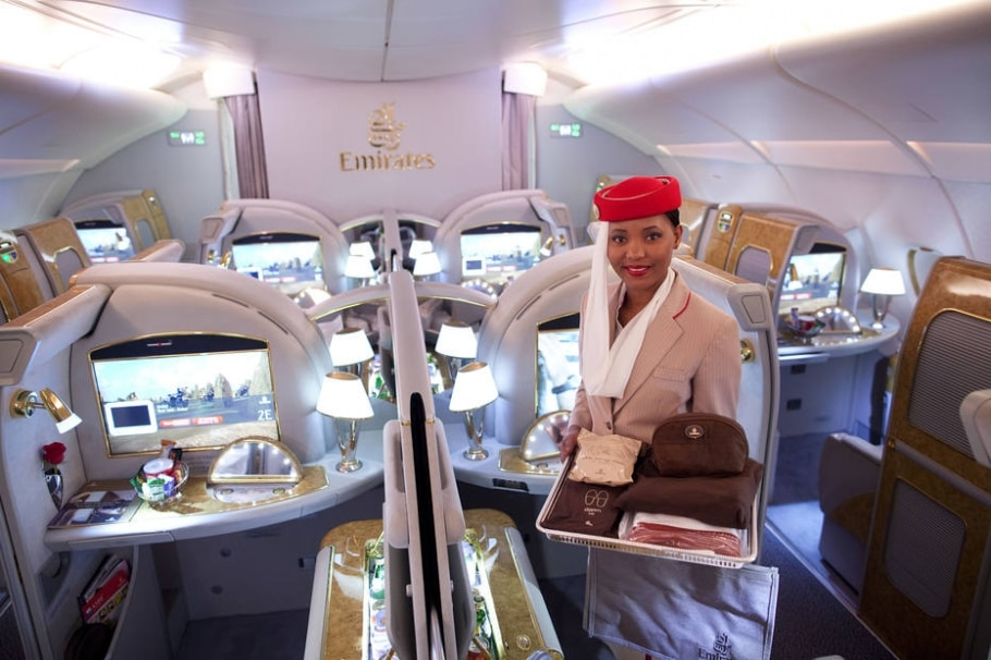 Emirates Airlines - Michael Nagle/NYT