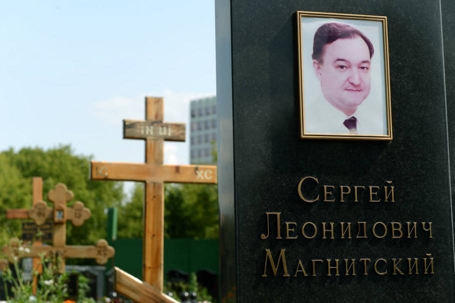 Serguei Magnitsky, advogado russo que morreu em uma prisão por suposta falta de atendimento médico, em 2013 - James Hill/The New York Times