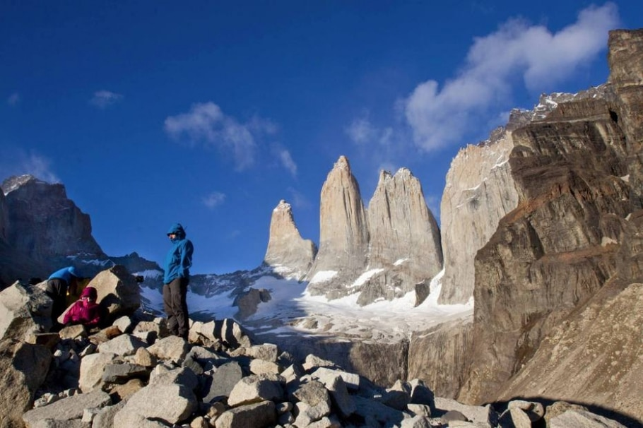 Torres del Paine - Victor Ruiz Caballero/The New York Times