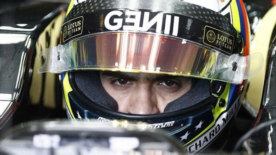 Pastor Maldonado Fórmula 1 - AFP Photo/ Tom Gandolfini