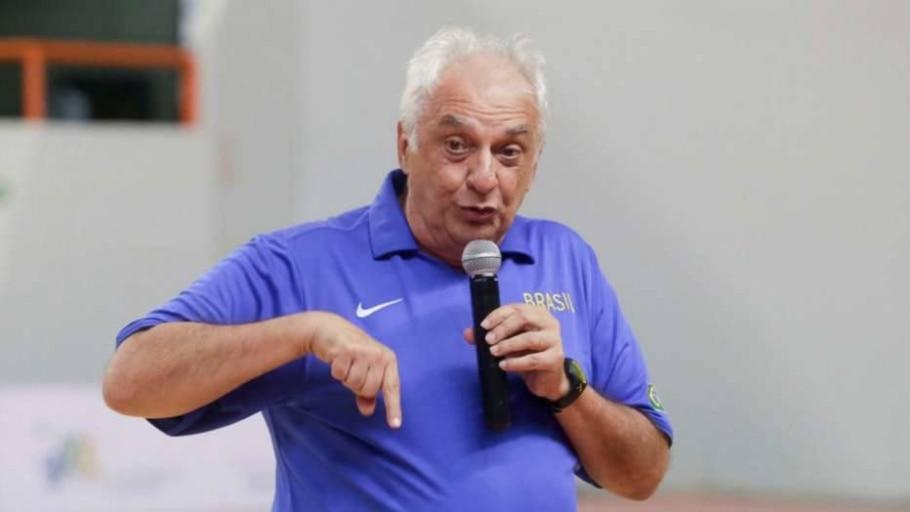 Antonio Carlos Barbosa - Divulgação/CBB