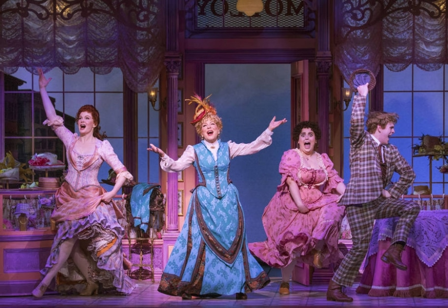 'Hello, Dolly!'  - Sara Krulwich/The New York Times
