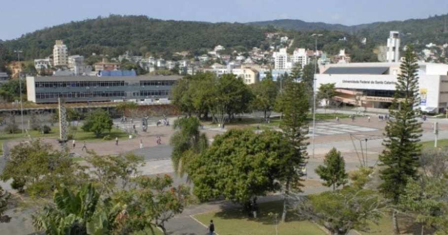 143ª posição - Universidade Federal de Santa Catarina - Divulgação