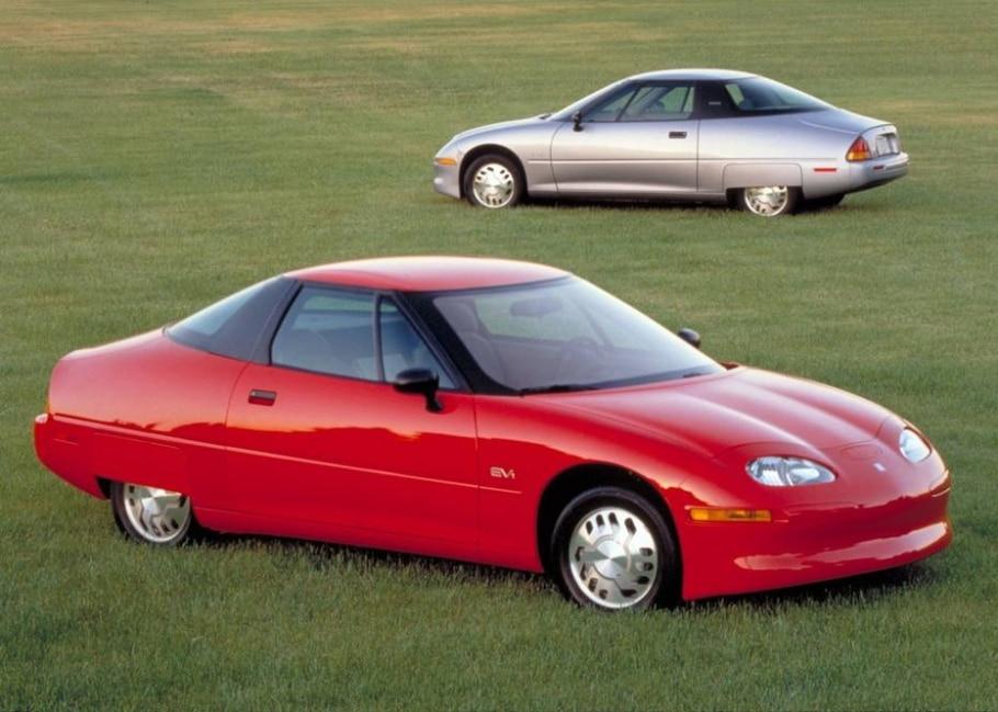 General Motors EV1 - DIVULGAÇÃO