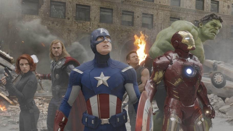 Universo cinematográfico Marvel - Marvel Studios