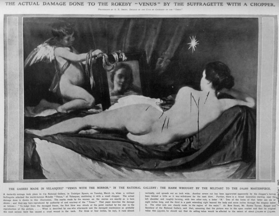 Sufragista5 - The Illustrated London News, 1914