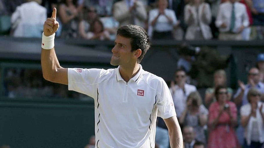 Novak Djokovic - Stefan Wermuth/Reuters