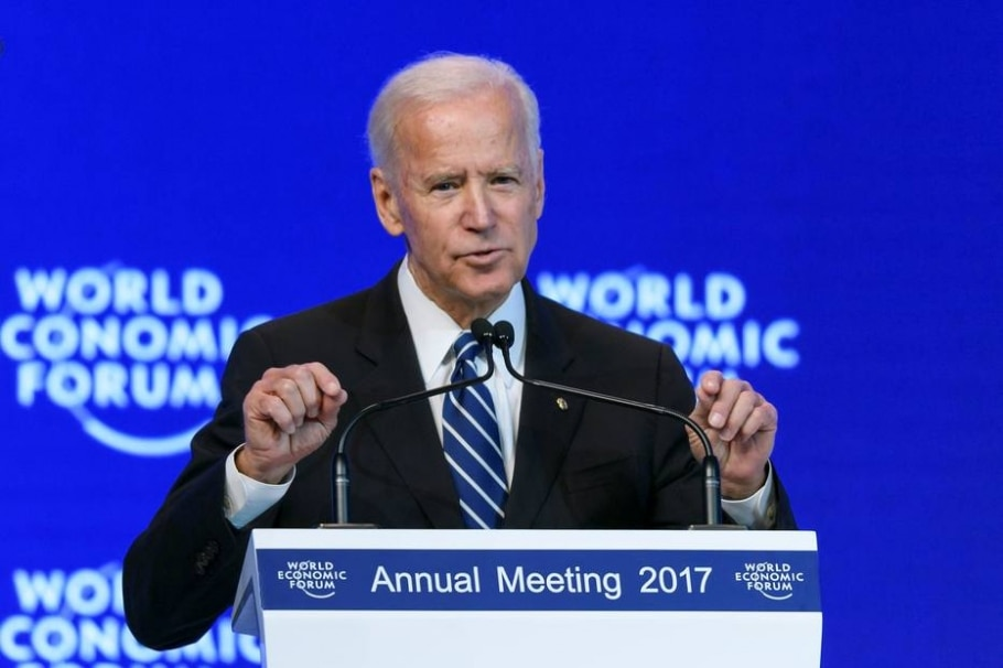 Para o vice-presidente dos EUA, Joe Biden, a Rússia tentará influenciar eleições na Europa com propósito de derrubar a ordem liberal internacional - AFP PHOTO / FABRICE COFFRINI
