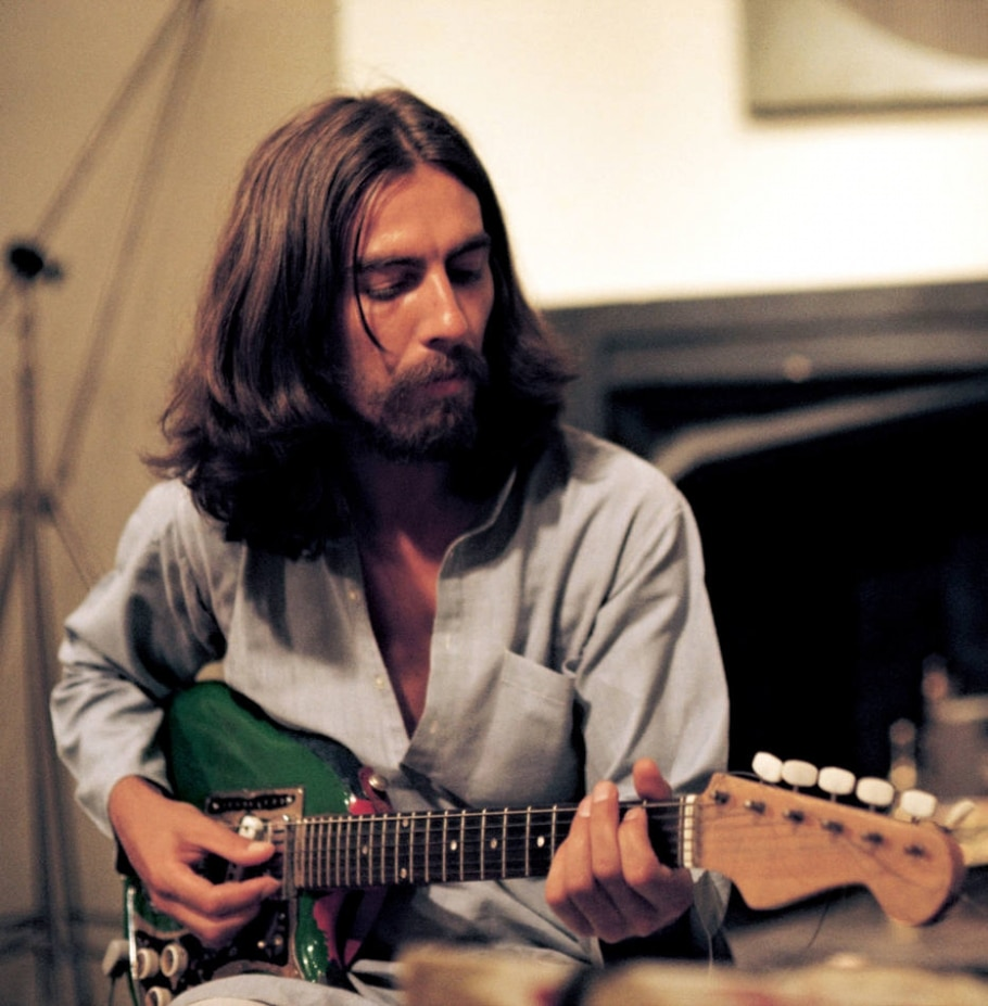 George Harrison - APPLE CORPS/HBO/THE NEW YORK TIMES