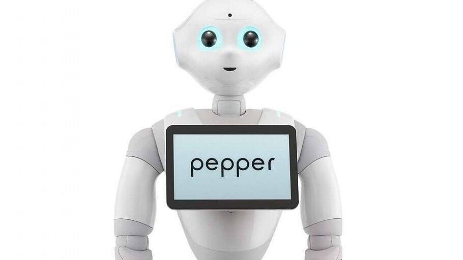 Robô acompanhante - AP