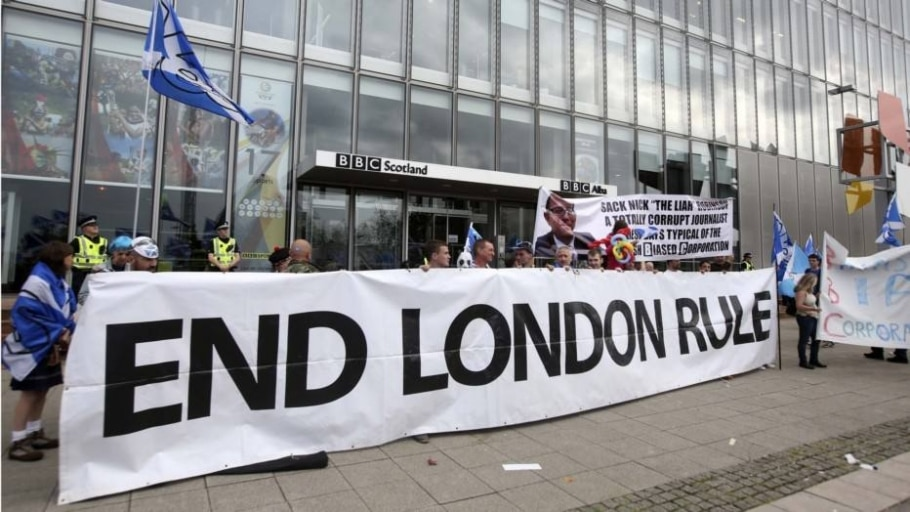 Separação colocaria em risco séries e programas da BBC - Paul Hackett/Reuters