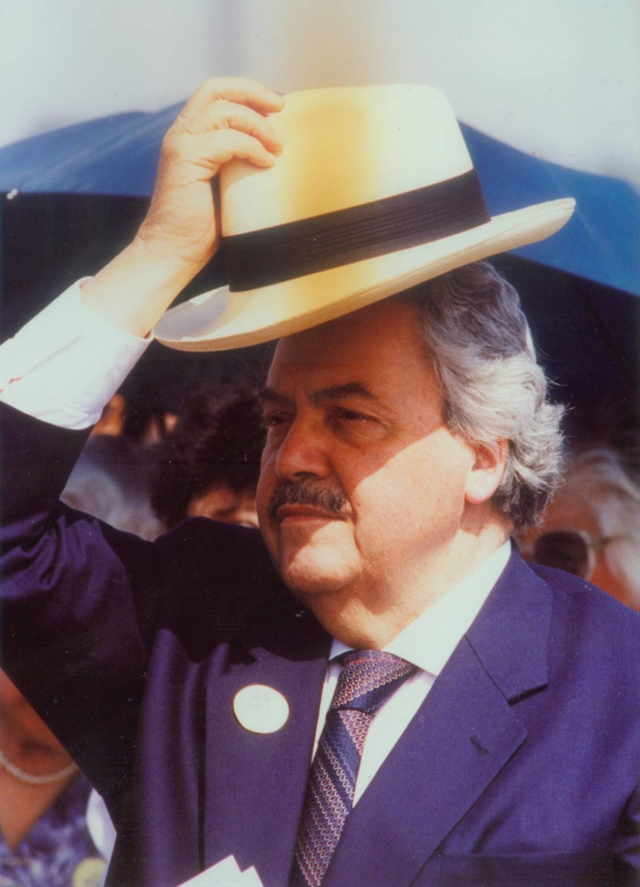Morre ex-ministro da Justiça, Paulo Brossard -  ANDRE DUSEK/ESTADAO