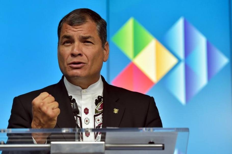 Presidente equatoriano repetiu iniciativa de 2015 e pediu renúncia de todos seus ministros para reformar gabinete - REUTERS/Eric Vidal