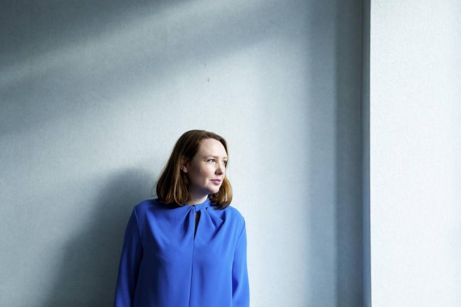 Paula Hawkins - Anna Huix/The New York Times