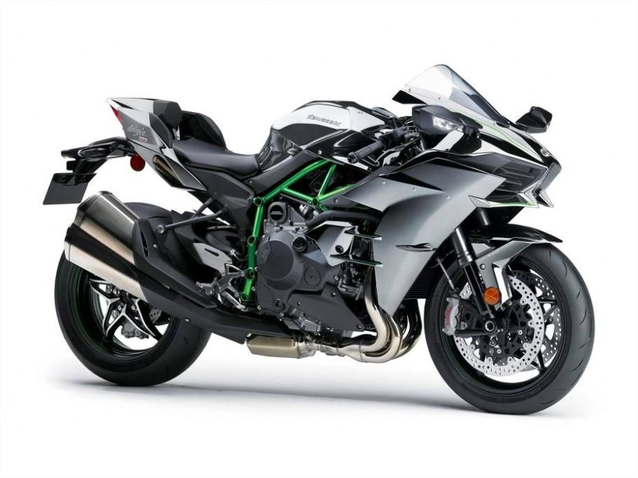 Kawasaki Ninja H2 -