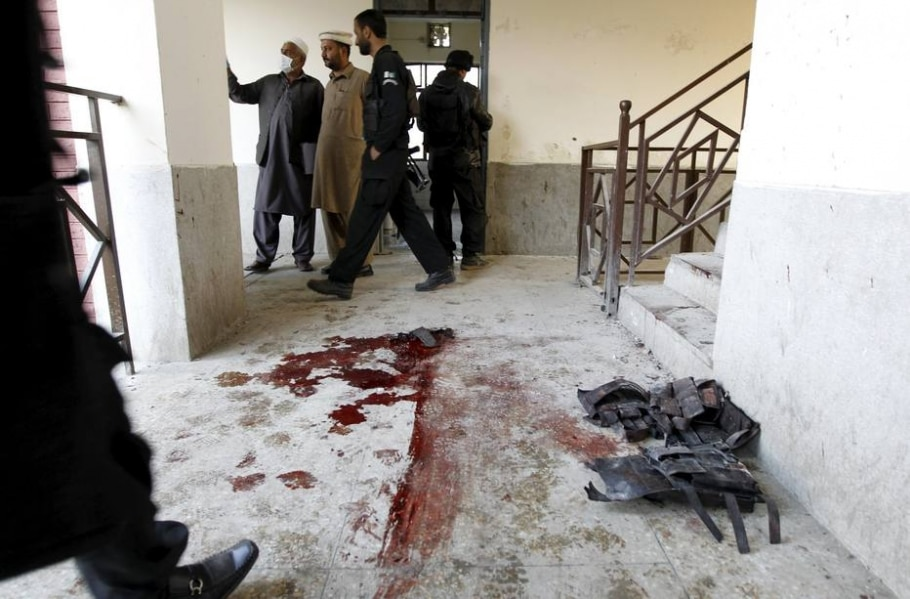 Ataque do Taleban deixa mortos no Paquistão - REUTERS/Caren Firouz