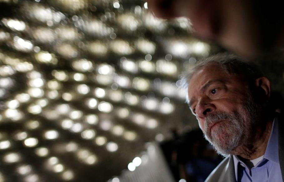ctv-jh4-brazils-former-president - REUTERS/Ueslei Marcelino
