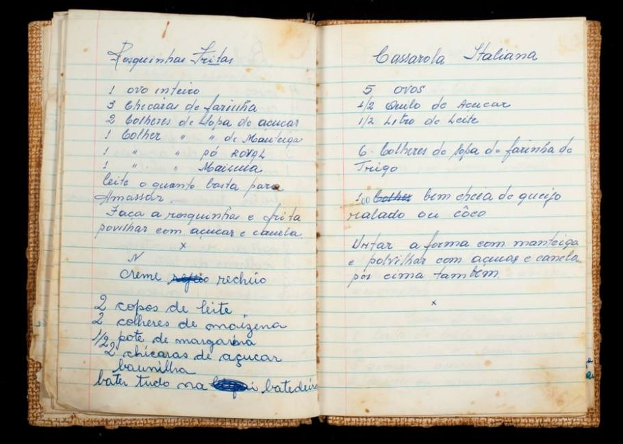 Caderno de Teresa - Carol Vergotti/Divulgação