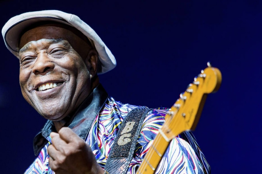 18.º Buddy Guy (1936) - MAURICIO SANTANA/LATIN CONTENT/GETTY IMAGES
