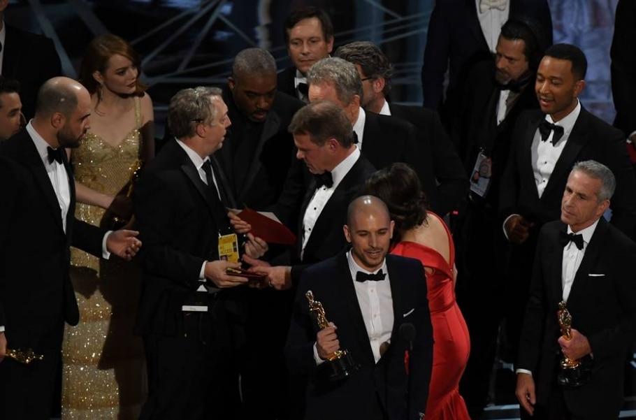 Oscar 2017 - Mark Ralston/AFP