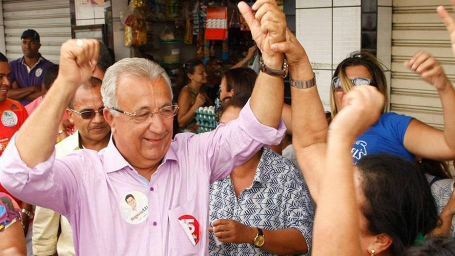 Jackson Barreto é eleito governo de Sergipe - Divulgação