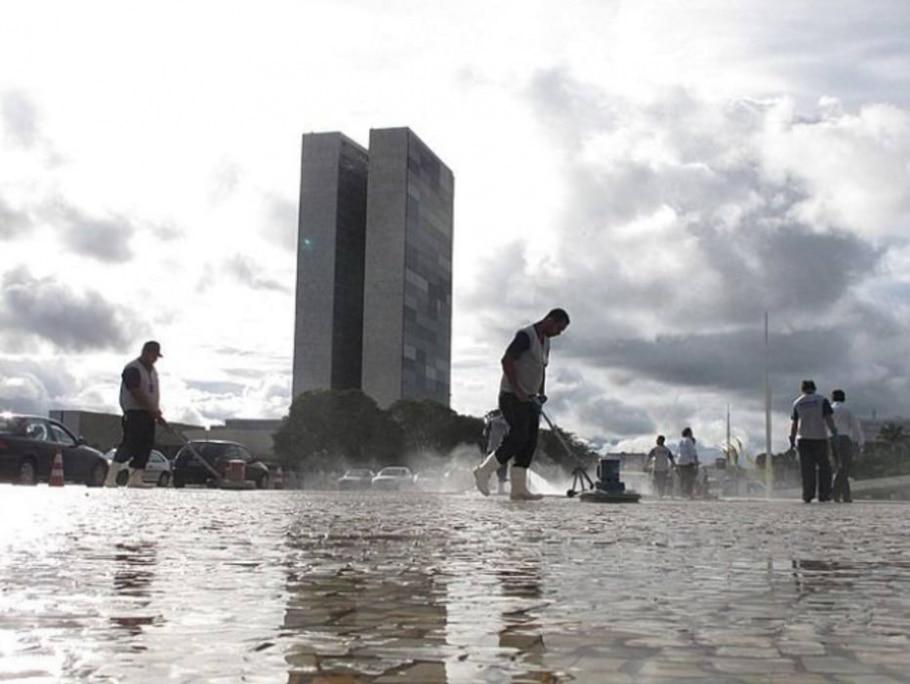 Cerimonial do Planalto faz hoje ensaio da posse - Wilton Júnior/Estadão