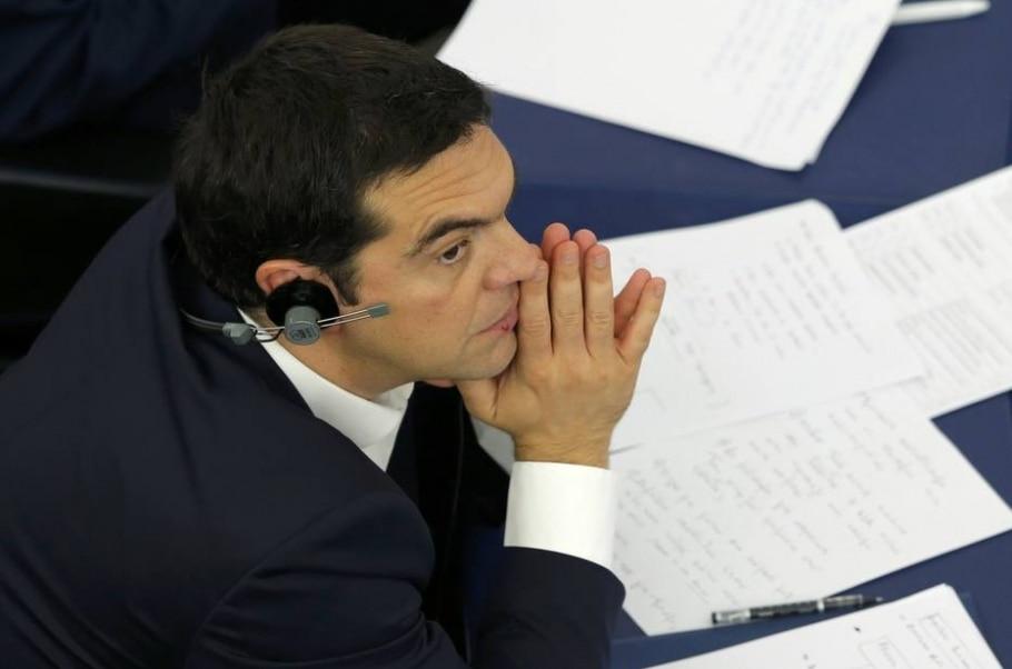 Tsipras - Vincent Kessler/Reuters