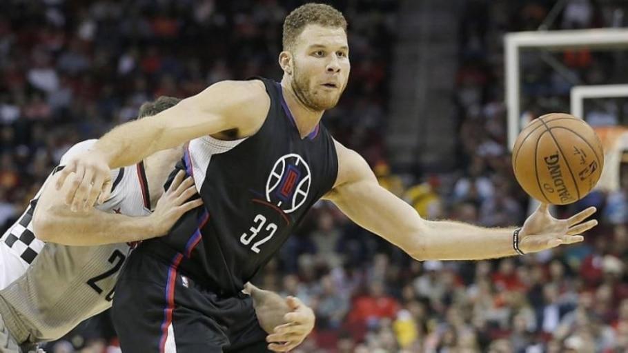 Blake Griffin é suspenso por soco em roupeiro dos Clippers - Thomas B. Shea USA Today Sports