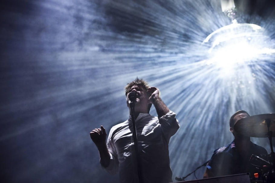 LCD Soundsystem  - Byron Smith/The New York Times