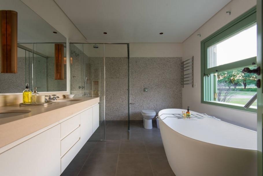 Banheiros dos sonhos - Edson Ferreira/Divulgação
