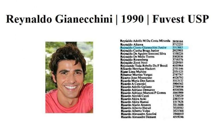 Reynaldo Gianecchini - Fábio Motta/ Estadão
