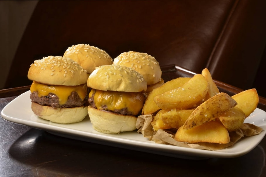 6º SP Burger Fest - 'Mini Cheeseburger'