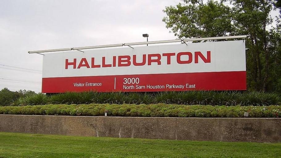 Logotipo da Halliburton - Wikimedia Commons