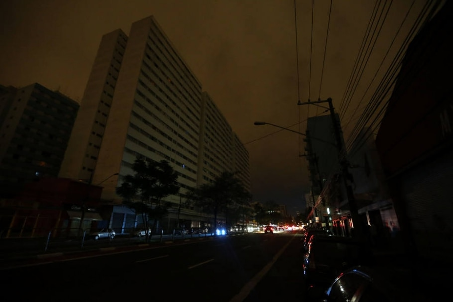 Cresce risco de falta de energia nas regiões Sudeste e Centro-Oeste - JF Diorio/Estadão