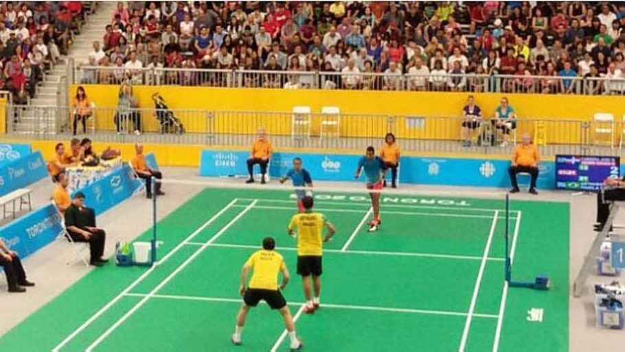 Badminton chega à final pela 1ª vez na história - Divulgação
