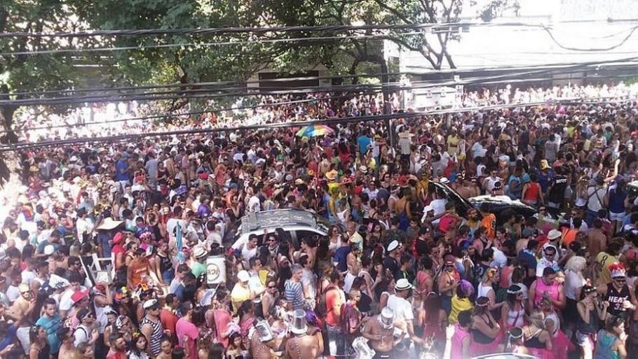Bloco do Calixto em BH - Reprodução/ Facebook/ Carnaval de BH